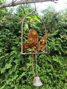 Bilde av Bjelle med krok, sommerfugl