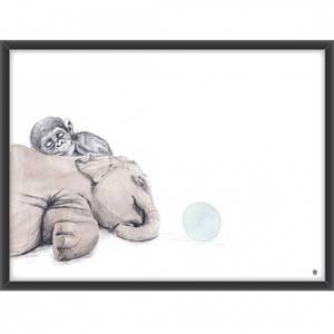 Bilde av Elefanten og apekatten