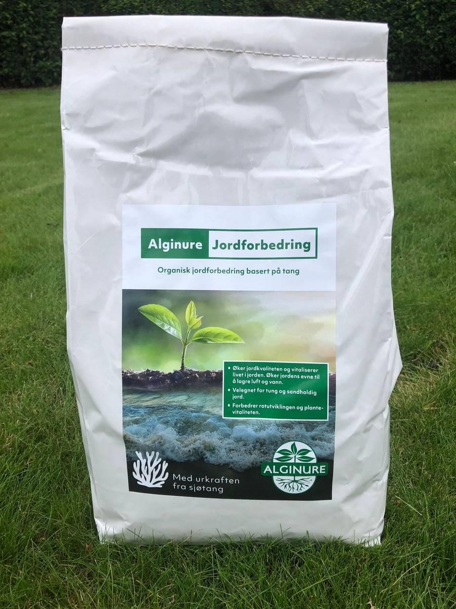Alginure Jordforbedring - Organisk tangbasert mat til jorden, 5
