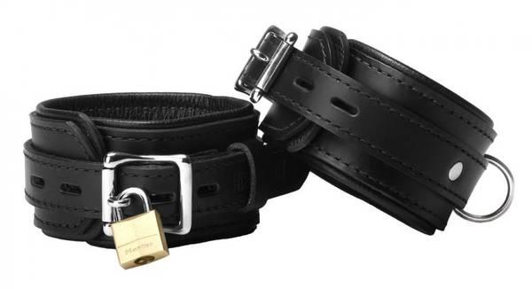 Bilde av Strict Leather - Premium Locking Wrist Cuffs