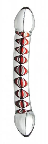 Bilde av Prisms - Ajna Dual-Ended Glass Dildo