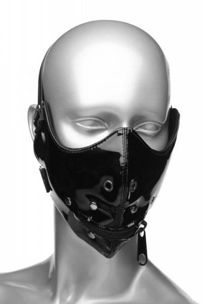 Bilde av Master Series - Lektor Zipper Mouth Muzzle