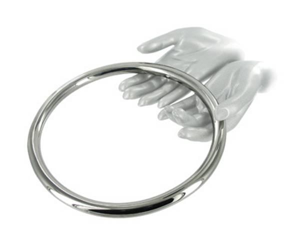 Bilde av Shibari Ring i Stål - 23cm