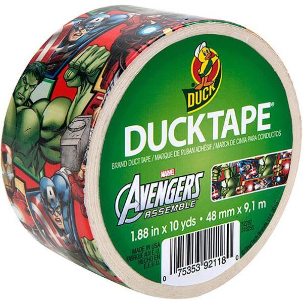 Bilde av Duck Tape - The Avengers - 10yd