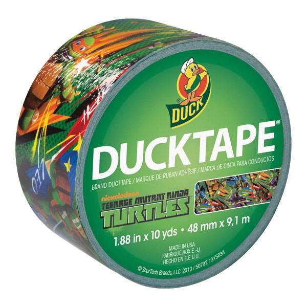 Bilde av Duck Tape - Teenage Mutant Ninja Turtles - 10yd
