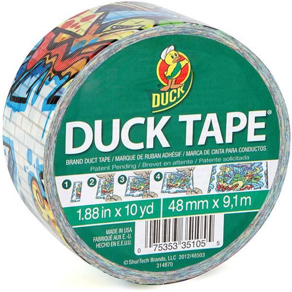 Bilde av Duck Tape - Graffiti - 10yd