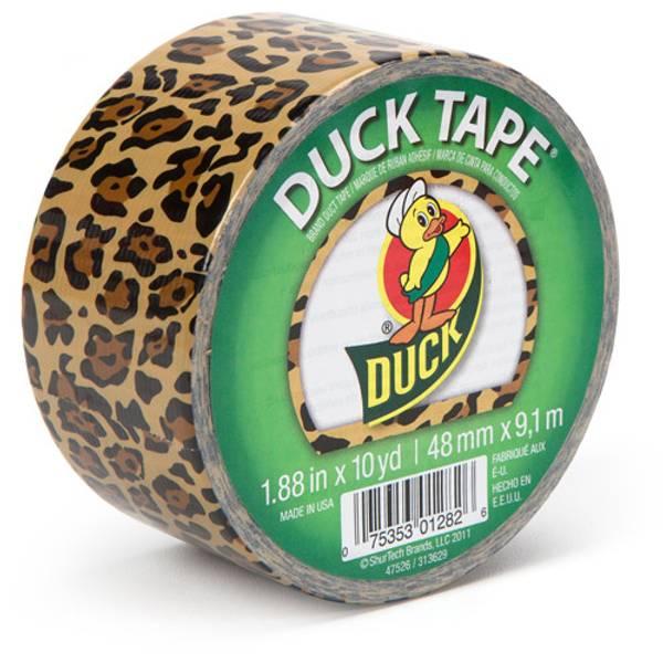 Bilde av Duck Tape - Leopard - 10yd