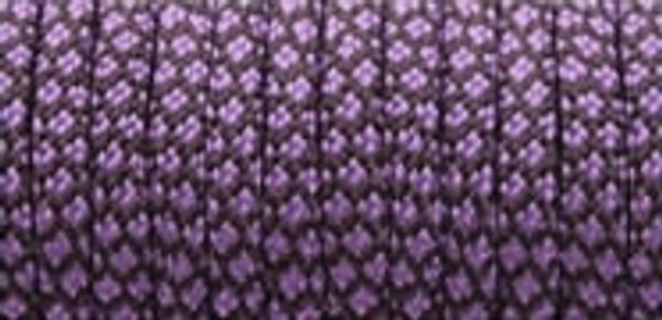 Bilde av 550 Paracord - Type III - 30m - Lilla Diamant