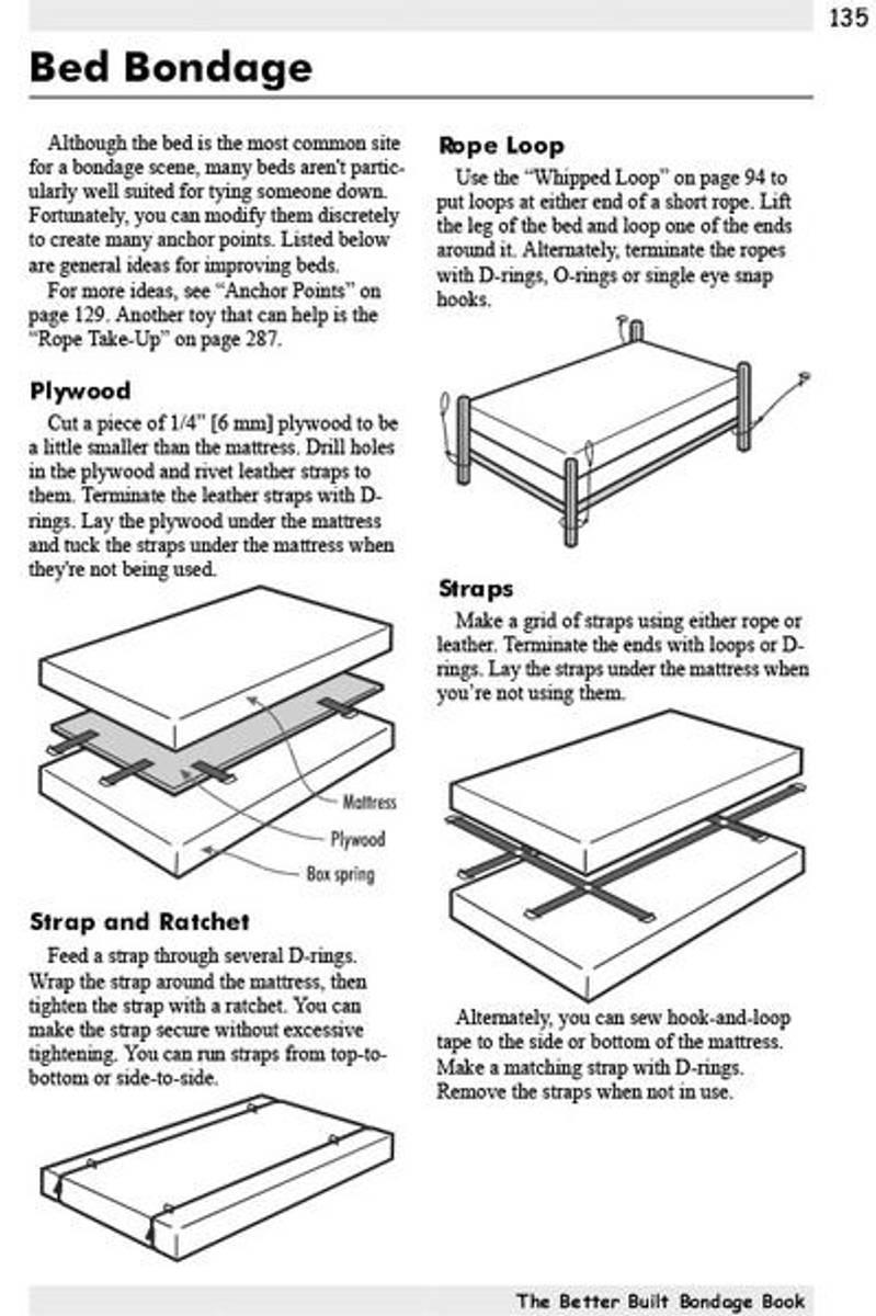 The Better Built Bondage Book
