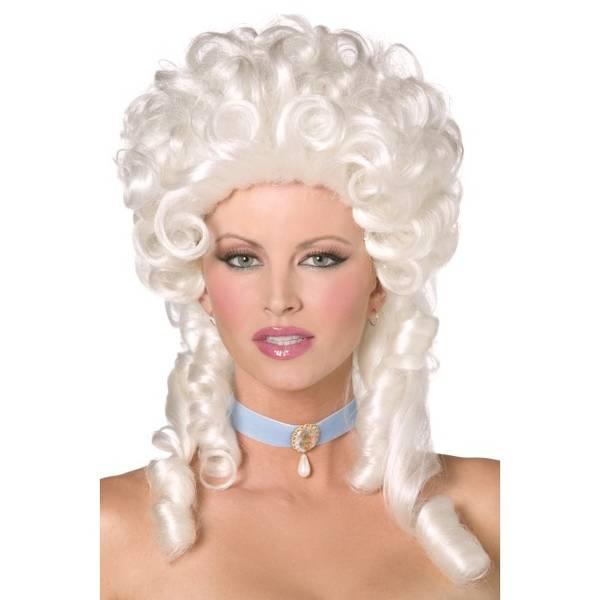 Bilde av Baroque Wig, hvit