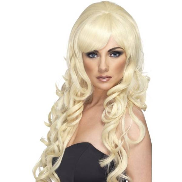 Bilde av Pop Starlet Wig, blond