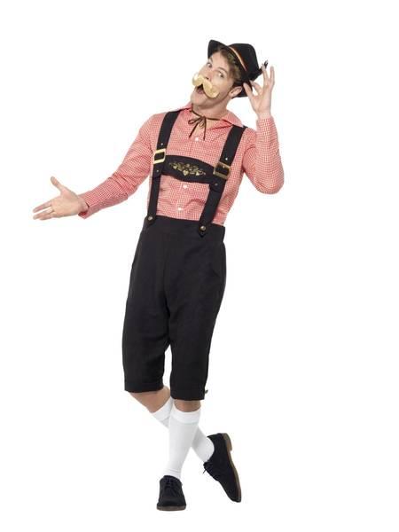 Bilde av Bavarian Beer Guy Kostyme