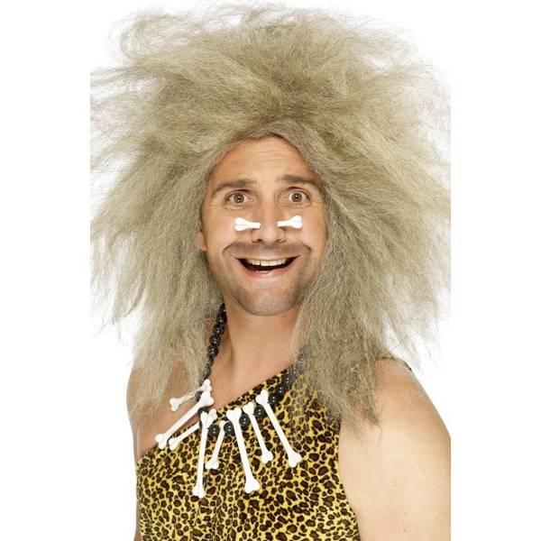 Bilde av Crazy Caveman Wig, blond