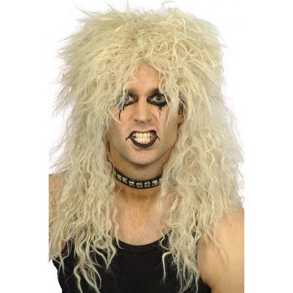 Bilde av Hard Rocker Wig, blond