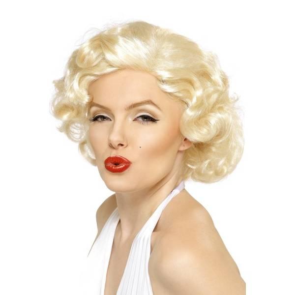 Bilde av Marilyn Monroe Bombshell Wig, blond