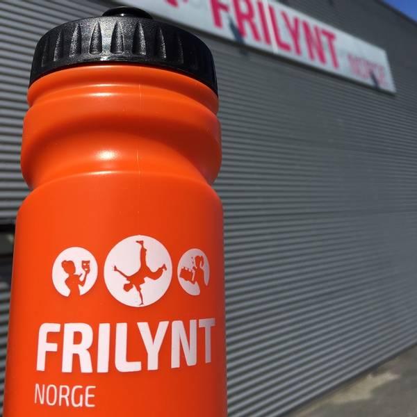 Bilde av Frilynt vannflaske