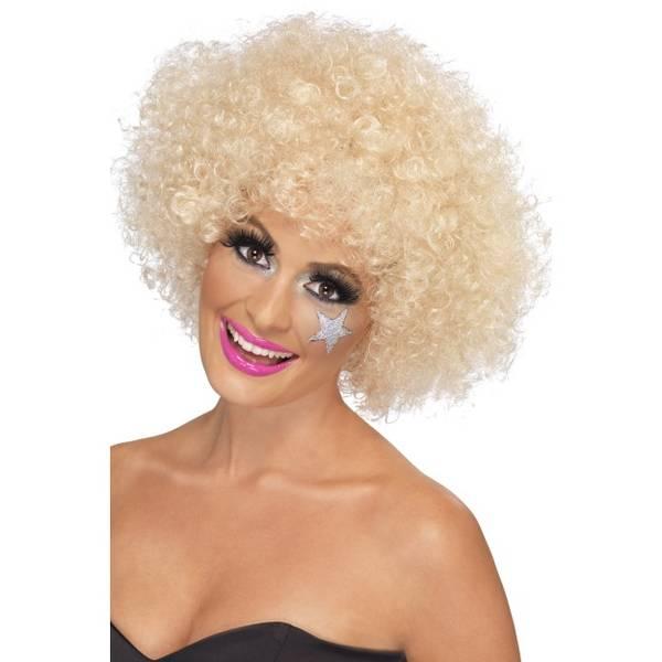 Bilde av 70'S Funky Afro Wig, blond