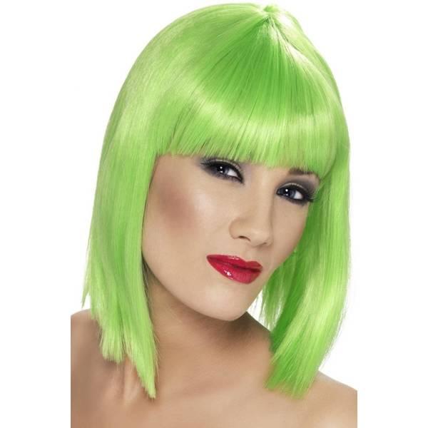 Bilde av Glam Wig, lys grønn