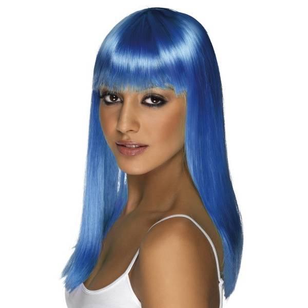 Bilde av Glamourama Wig, blå