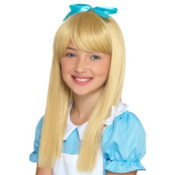 Bilde av Wonderland Princess Wig, blond