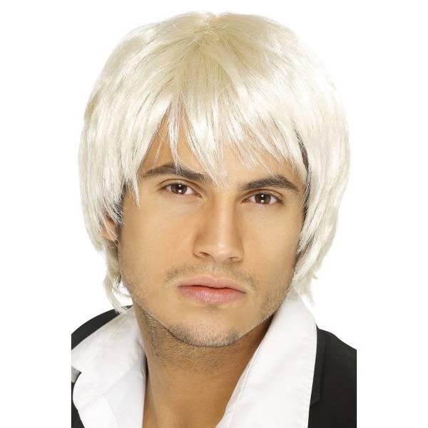 Bilde av Boy Band Wig, blond