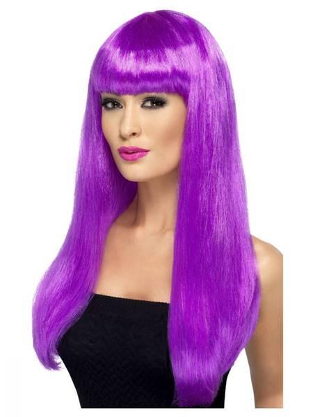 Bilde av Babelicious Wig, lilla