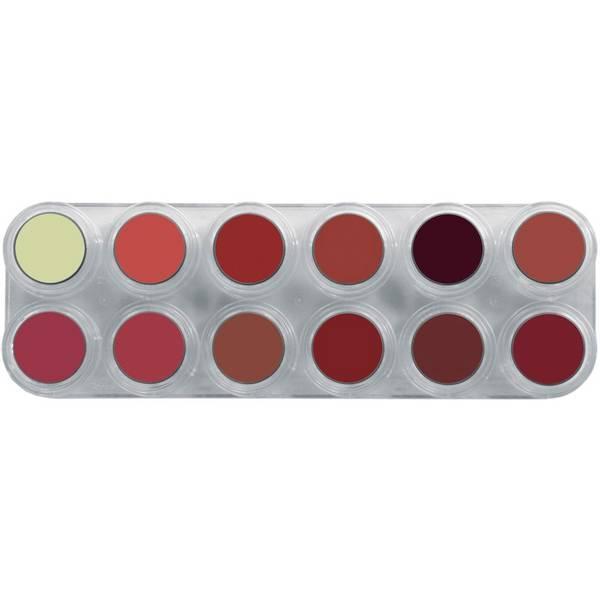 Bilde av LB12 Leppestift palett, 12 x2,5 ml