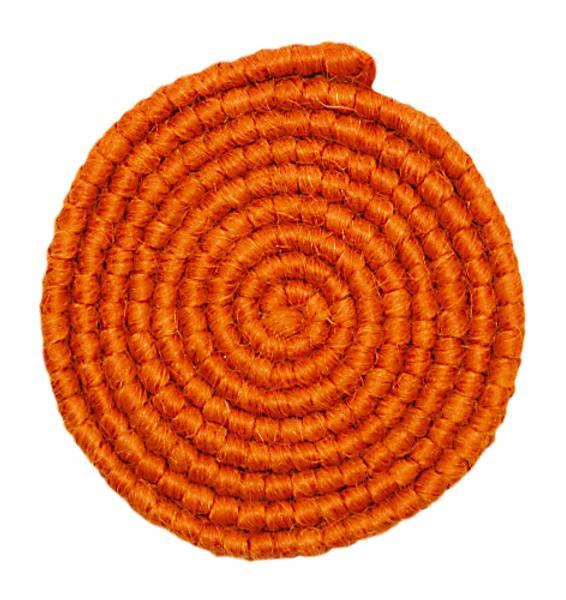 Bilde av 22 Orange ullcrepe 1 meter