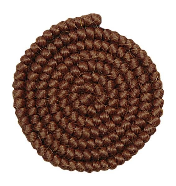 Bilde av 10 Mellom brun ullcrepe 1 meter