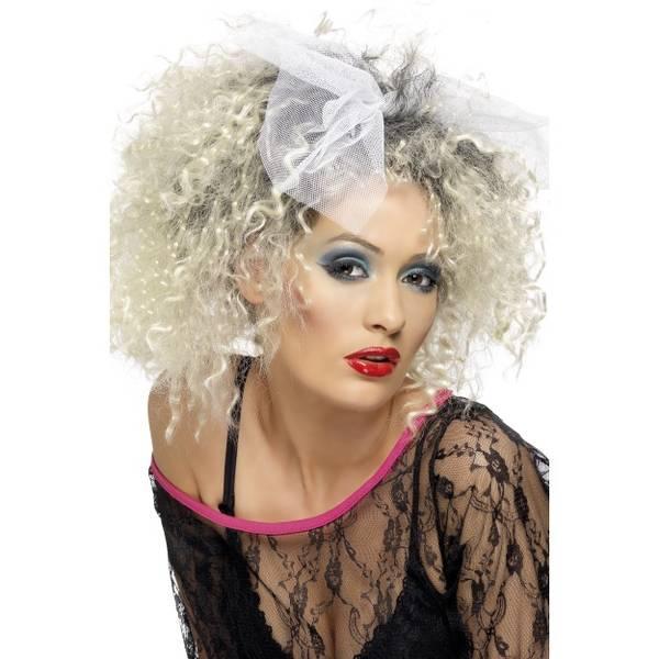 Bilde av 80'S Wild Child Wig, blond