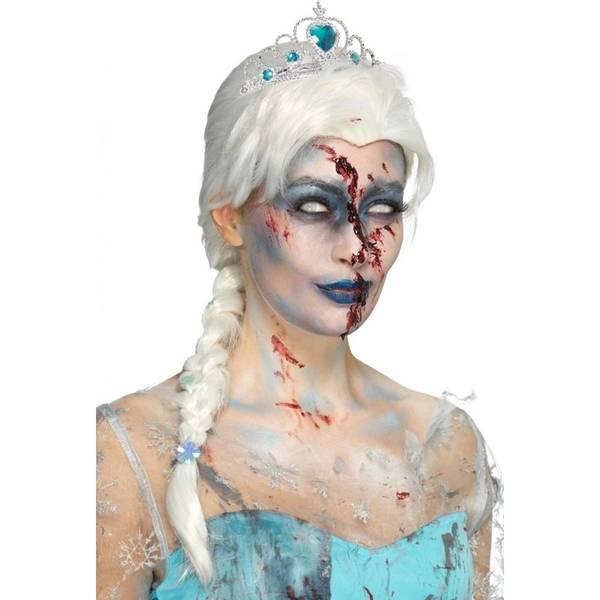 Bilde av Zombie Froze To Death Wig, lys blond