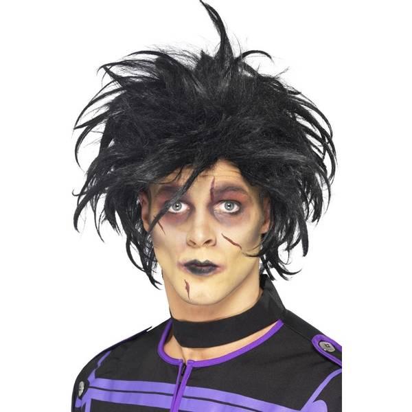 Bilde av Psycho Wig, sort