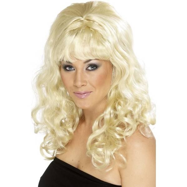 Bilde av Beehive Beauty Wig, blond