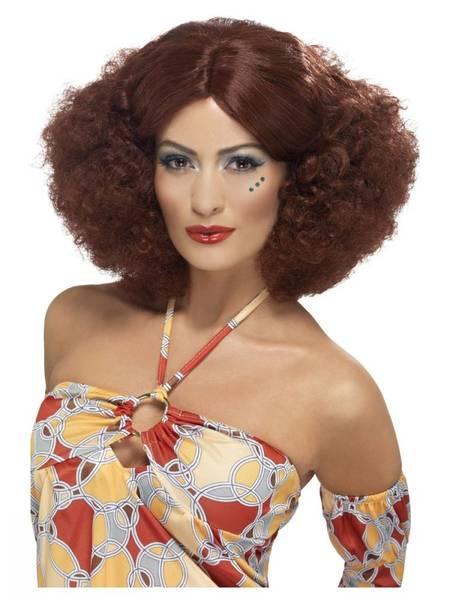 Bilde av 70s Afro Wig, auburn