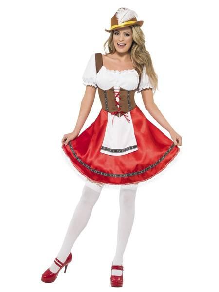 Bilde av Bavarian Wench Kostyme