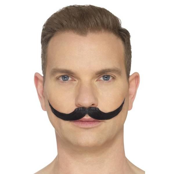 Bilde av The English Moustache, svart