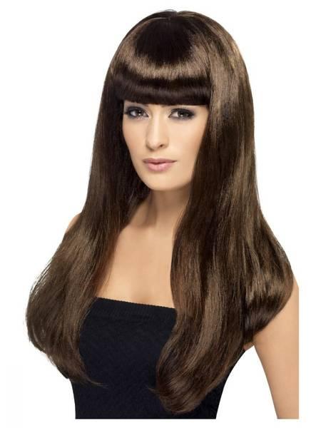 Bilde av Babelicious Wig, brun
