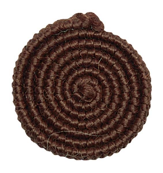 Bilde av 11 Mørk brun ullcrepe 1 meter