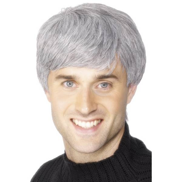 Bilde av Corporate Wig, grå