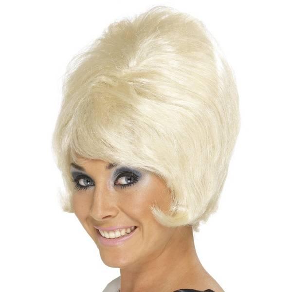 Bilde av 60'S Beehive Wig, blond