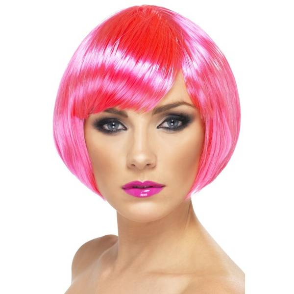Bilde av Babe Wig, rosa