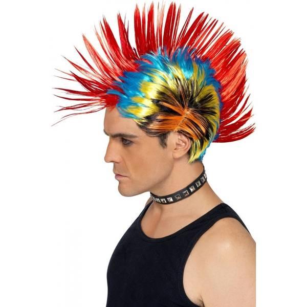 Bilde av 80s Street Punk Wig