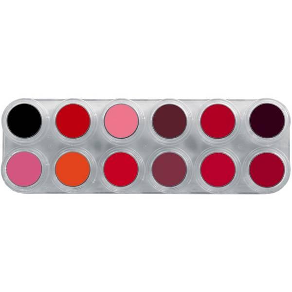 Bilde av LF12 Leppestift palett, 12 x2,5 ml