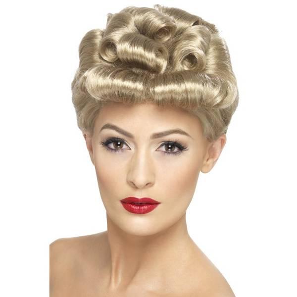 Bilde av 40's Vintage Wig, blond