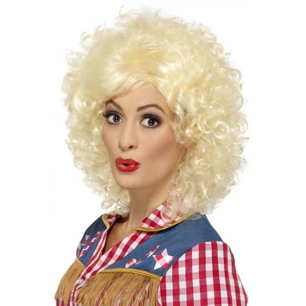 Bilde av Rodeo Doll Wig, blond