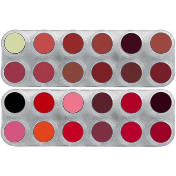 Bilde av LK24 (LB+LF) Leppestift palett, 24 x2,5 ml