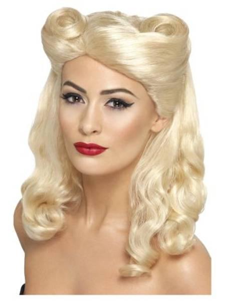 Bilde av 40s pin up wig