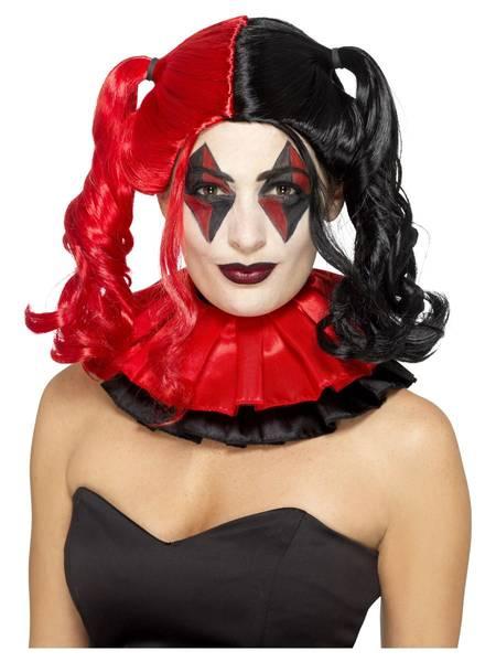 Bilde av Twisted harlequin wig