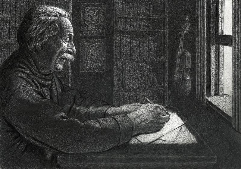Anders Five Gunnerud, portrett 1