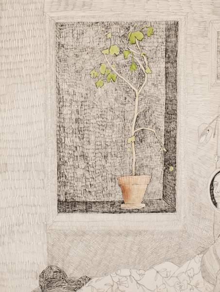 Kirsten Opstad, Portrett av et tempeltre